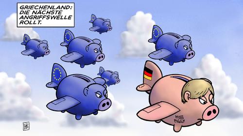 Griechenland: Die nächste Angriffswelle rollt
