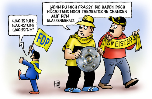 Klassenerhalt FDP