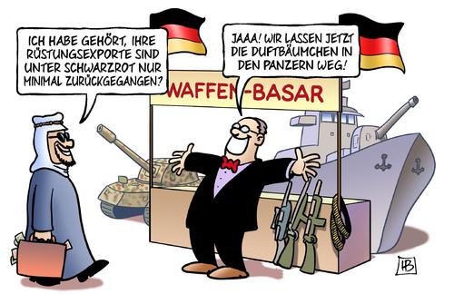 waffenhandel deutschland 2015